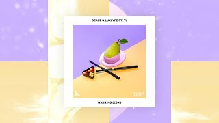 BEAUZ & LuxLyfe - Warning Signs (ft. TL) (Strange Fruits Release Official Lyric Video)