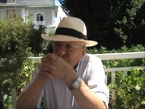 Interview avec Claude Bolling par James Strauss