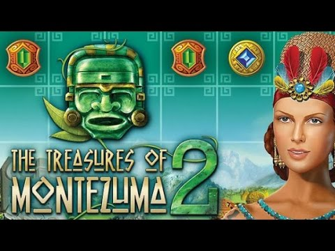 Treasures of Montezuma 2 Android / iOS GamePlay - Trailer HD | Сокровища Монтесумы 2 - Андроид игра