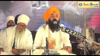 Bhai Gurpreet Singh Ji (Santsar Wale) || Satgur Awange Phera Pawange Ghar Mere || Chandigarh Sec-38