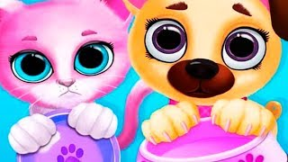 Kiki and Fifi Pet Friends - Games For Kids By TutoTOONS