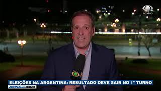 Argentina escolhe o novo presidente neste domingo