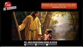 IP Central de Itapeva - LIVE de Segunda - Feira - 19/07/2021