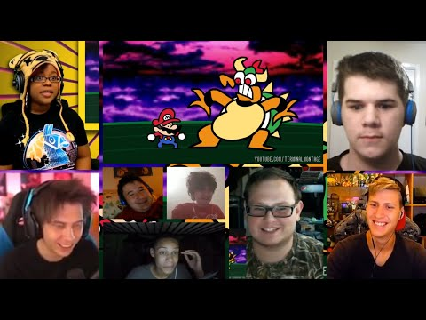 Something About Super Mario 64 ANIMATED SPEEDRUN (Loud Sound Warning) [REACTION MASH-UP]#458
