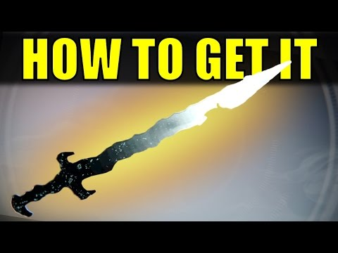 how-to-get-the-taken-sword-(dreadfang)!-|-destiny-april-update