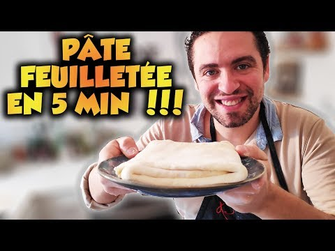 ma-recette-de-pâte-feuilletée-express-en-5-minutes-!!-facile-et-rapide-!