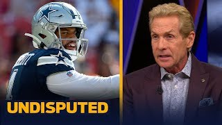 Skip Bayless reacts to Dak's performance in Cowboys' Week 2 win over Redskins | NFL | UNDISPUTED