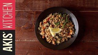 Shrimp fried rice | Akis Kitchen
