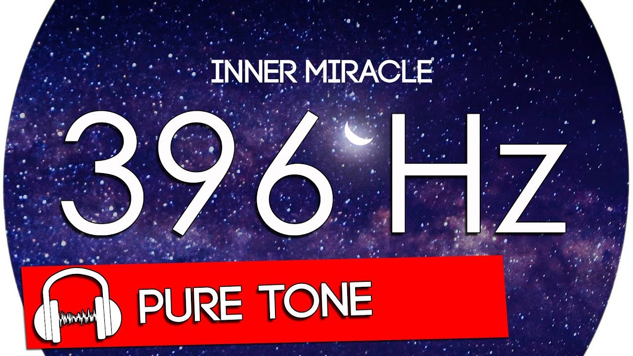 396 Hz Frequency binaural pure tone 🎧