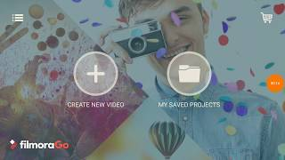How to use FilmoraGo video Editor | filmora video Editor tutorial | Filmora tutorial