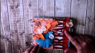 Life's Journey Mini Album Kit from Maya Road