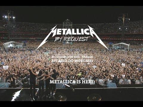 Metallica by request Sao Paulo 2014 Brasil [ FULL CONCERT ]
