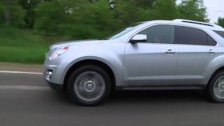 First Drive: 2010 Chevrolet Equinox - LeftlaneNews.com