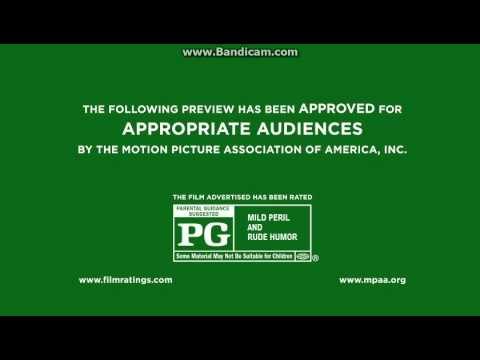 mpaa rated pg trailer screen youtube