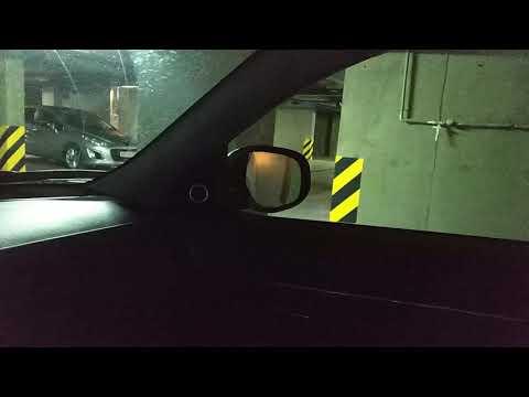 Штатный комплекс управления зеркалом заднего вида на Mitsubishi ASX