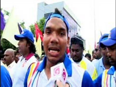 JO Pada Yatra enters final stretch from Kiribathgoda to Colombo