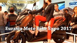 Motobike 2017 [ İstanbul Motor Fuarı Cnr ] (1080P) #Vlog