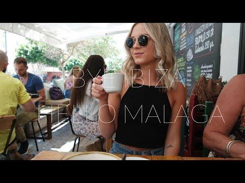 Vlog: BYE IBIZA, HELLO MALAGA