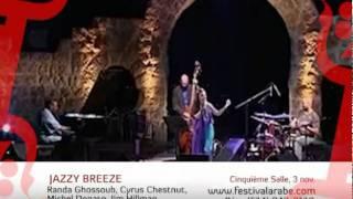 Jazzy breeze - 12e édition du Festival du Monde Arabe de Montréal