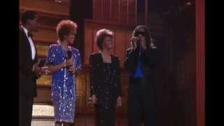 "Dionne Warwick, Stevie Wonder, Whitney Houston, Luther Vandross "" That"