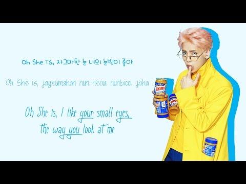 JONGHYUN - She is (좋아) [HAN|ROM|ENG Lyrics]