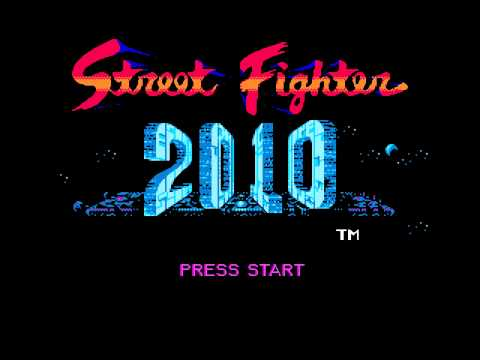 Nes:Street Fighter 2010 Soundtrack