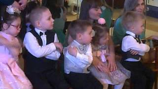 Хрюша и Степашка проведали  в Белгороде  больных  детей
