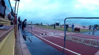 Легкая атлетика - 400 м. Девушки (01)