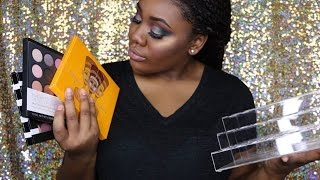 huge massive collective haul video bh cosmetics new coloured raine eyeshadows   ask whitney