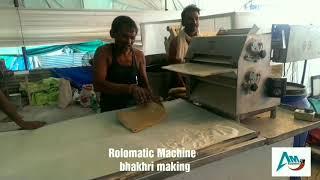 Gambar cover Amba RollOmatic bhakhri making