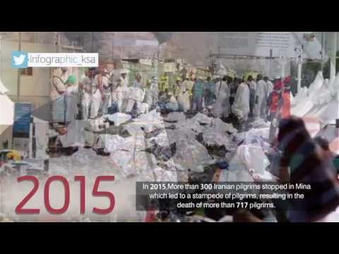 Documentary: Iran's criminal acts in Hajj