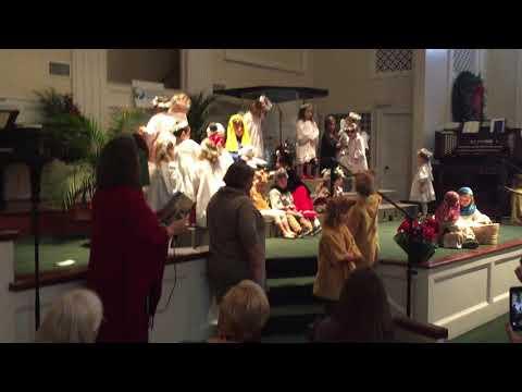 Fort Johnson Christian Christmas Pageant 2017