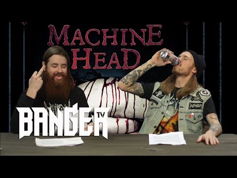 MACHINE HEAD Catharsis Album Review | Overkill Reviews