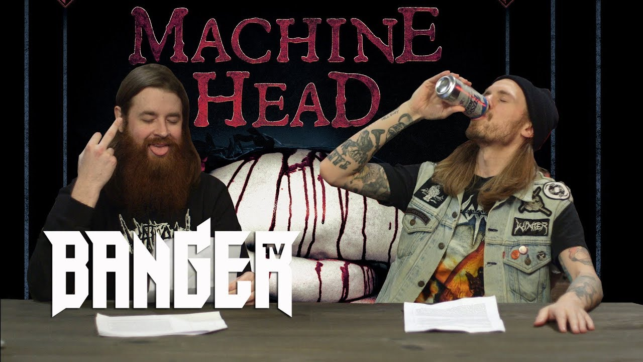 MACHINE HEAD Catharsis Album Review episode thumbnail