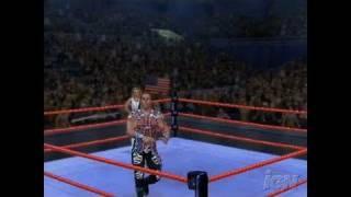 WWE SmackDown vs. Raw 2006 PlayStation 2 Gameplay - Shawn