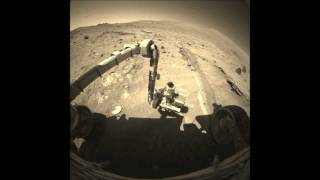 Mars Rover Spirit's Entire Journey on Mars - Time Lapse