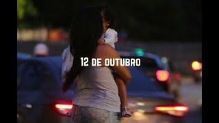 Sem comemoração, crianças venezuelanas passam data entre semáforos de Manaus