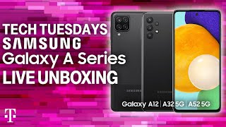Galaxy A Series Unboxing | Tech Tuesdays Ep. 24 | T-Mobile