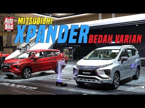 Mitsubishi Xpander Bedah Varian | Auto Bild Indonesia