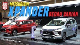 Mitsubishi Xpander Bedah Varian   Auto Bild Indonesia