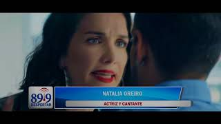Video: Natalia Oreiro presentó su película en FM Profesional