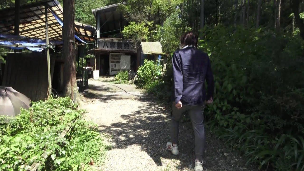 【恐怖】森の奥の誰もいない釣り堀がヤバすぎた・・・・