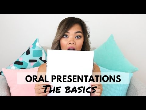 Oral presentations | Must Dos and Don'ts | Speech delivery | Lisa Tran