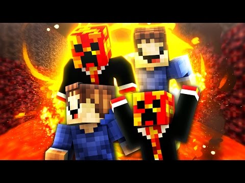 Minecraft ESCAPE FROM YOUTUBERS PARKOUR! | (PrestonPlayz & MrWoofless)