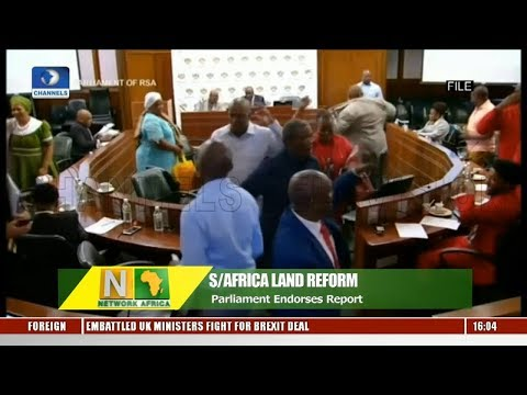 Update On South Africa Land Reform As Parliament Endorses Changes  Network Africa 