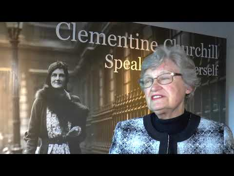 The lady behind the bulldog - Clementine Churchill exhibition opens in Chartwell
