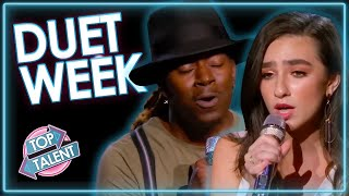 TOP DUET Auditions On American Idol 2020! | Top Talent