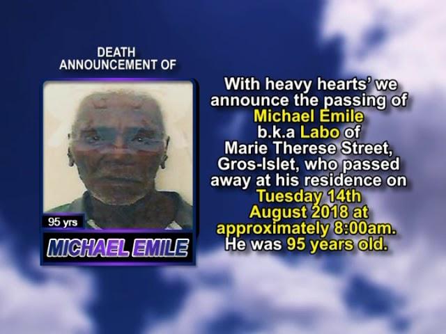 Michael Emile short