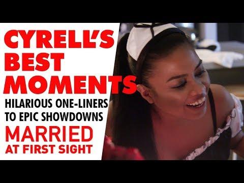 Cyrell's best moments | MAFS 2019