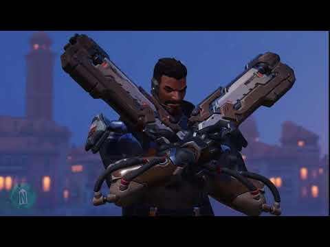 Gabriel Reyes Retribution Voice Lines - Overwatch Archives